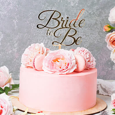35 Blissful Bridal Shower Cakes Shutterfly