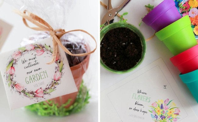 31 Handmade Favors For Your Next Family Reunion