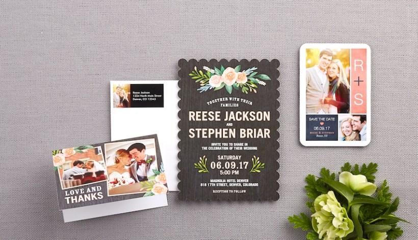 Wedding Invitation Design And Key Information