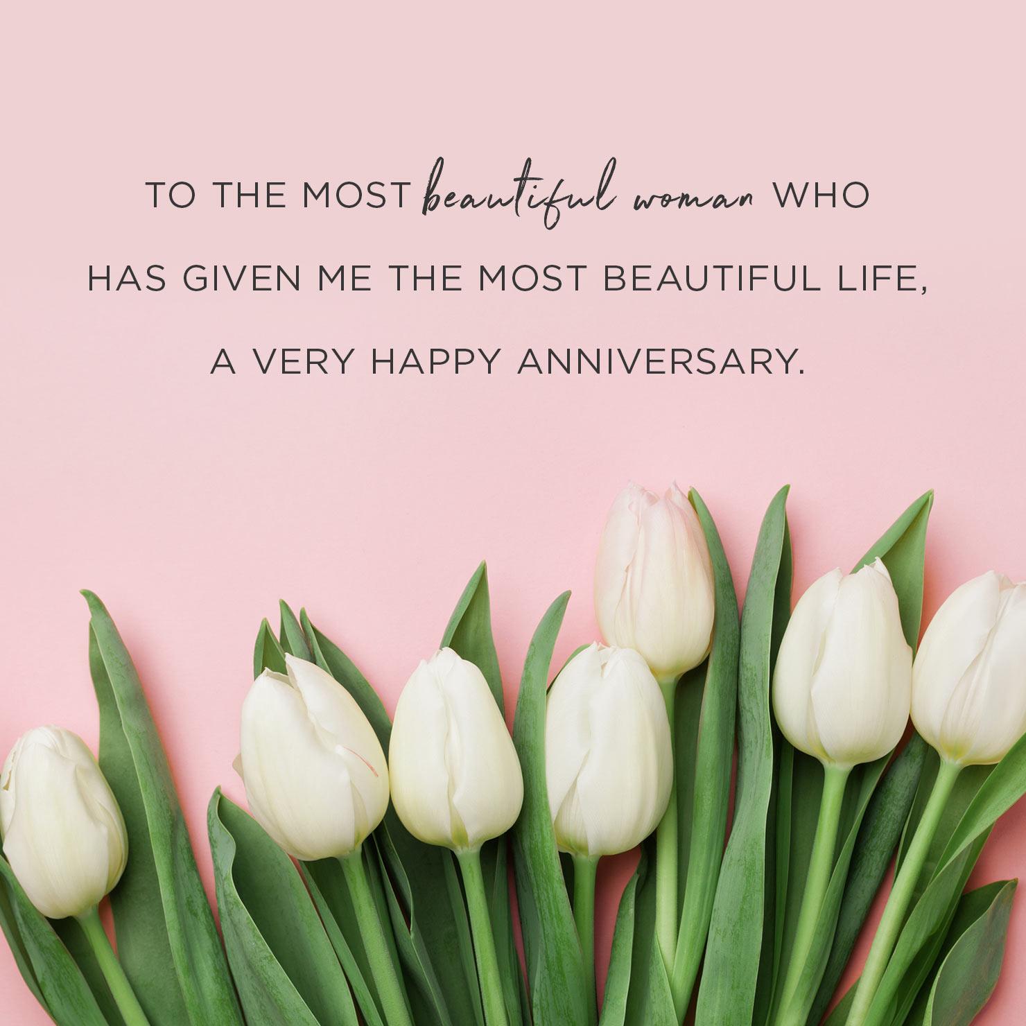 80 heartfelt happy anniversary