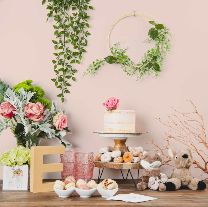 If you've been thinking about the perfect woodsy baby shower for your  adventurous bundle of joy, there are many ways to incorporate a woodland  theme to ...