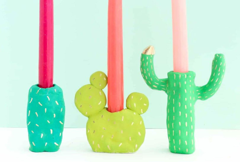 cacti candelabras