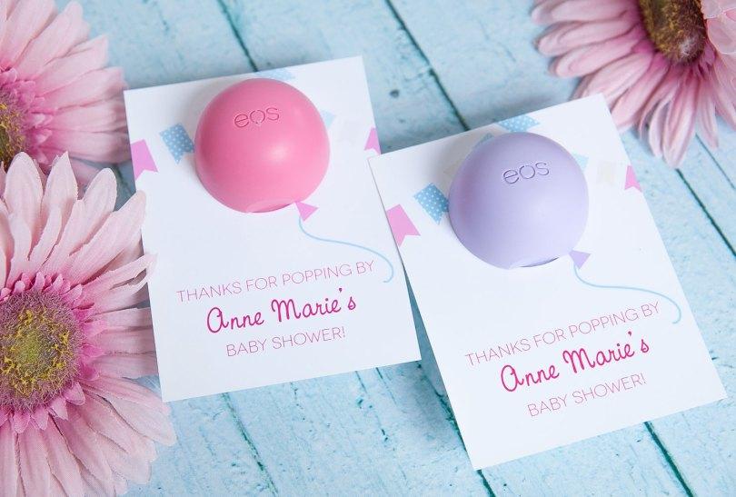lip gloss balloon favors