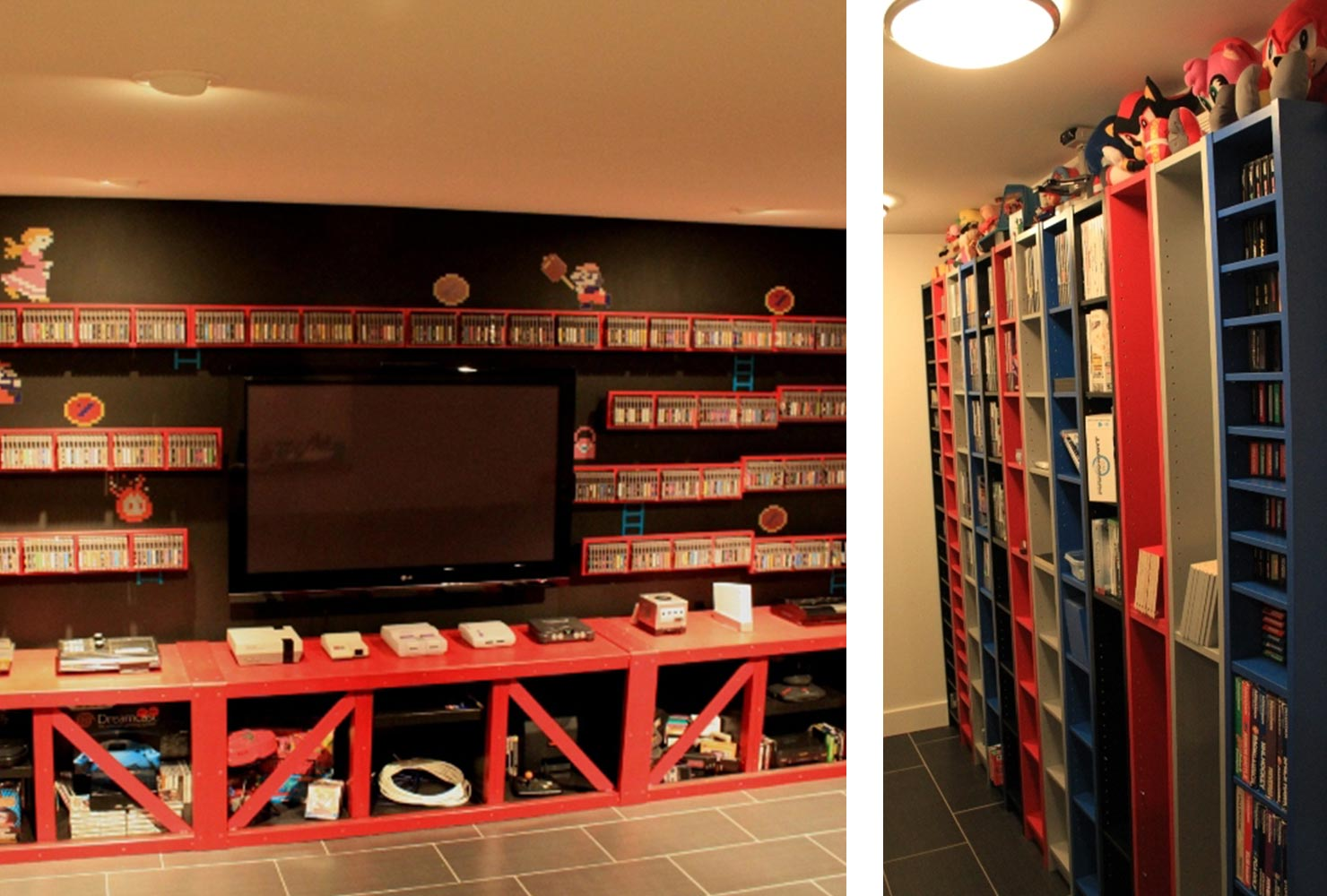 If you have a game room or recreation area in your home, it's important to have good lighting. 38 Best Game Room Ideas For Any Entertaining | Shutterfly