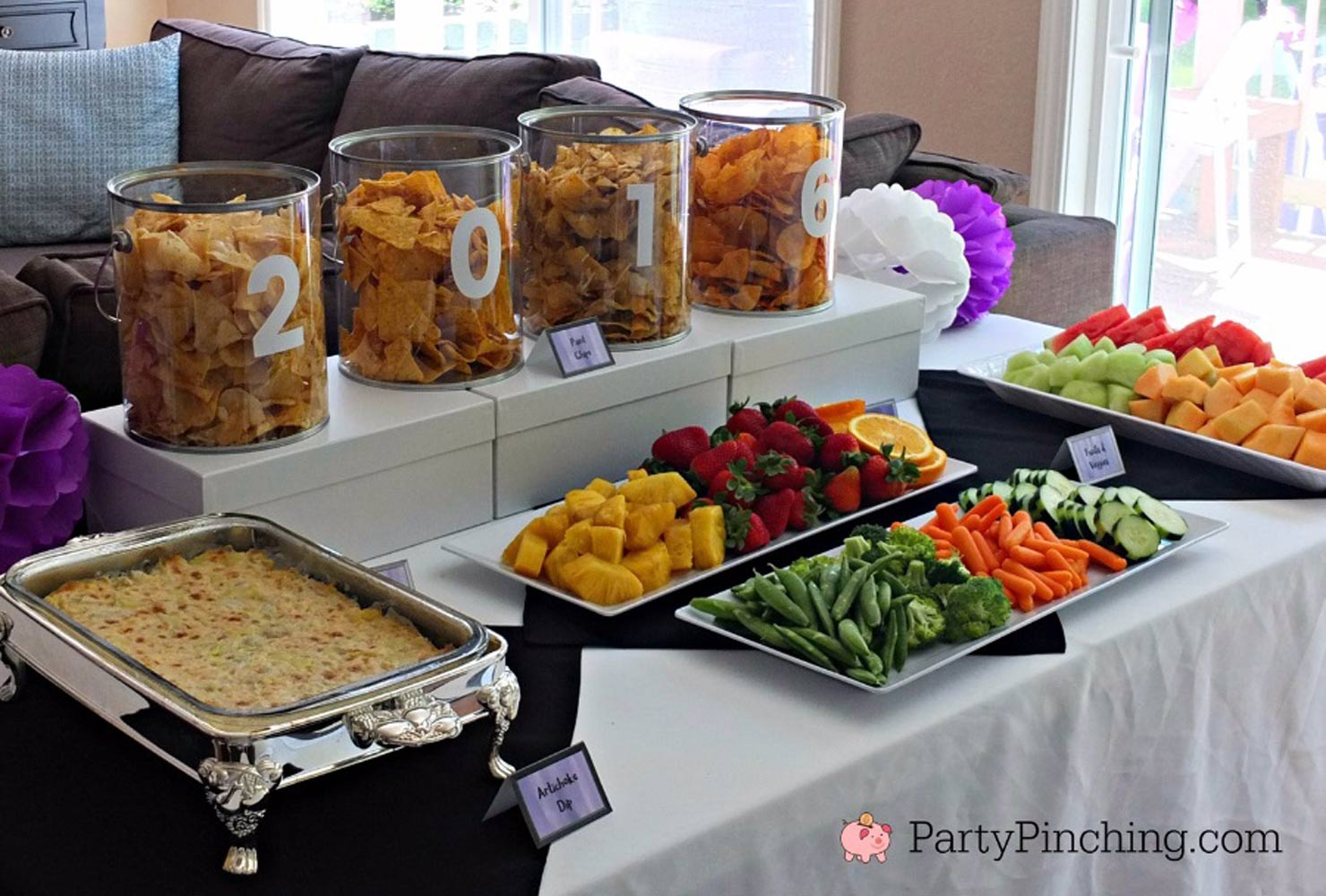 90 graduation party ideas