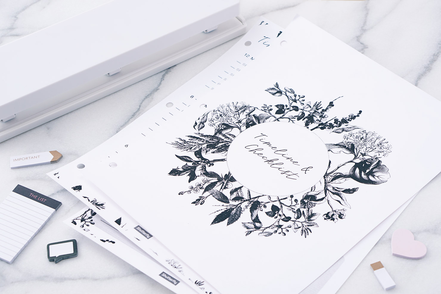 How To Create A Diy Wedding Binder With Printables