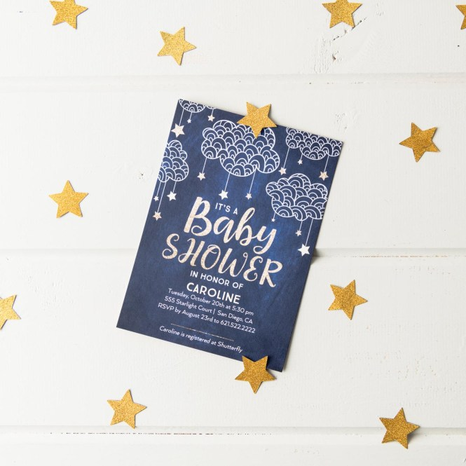 Le Little Star Baby Shower Ideas For A Starry