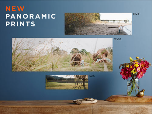 large photo prints and