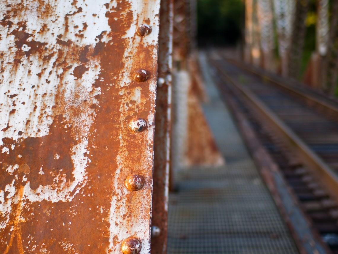 Train Trestle - Maury County, Tennessee - Olympus E520 / Sigma 30mm f1.4