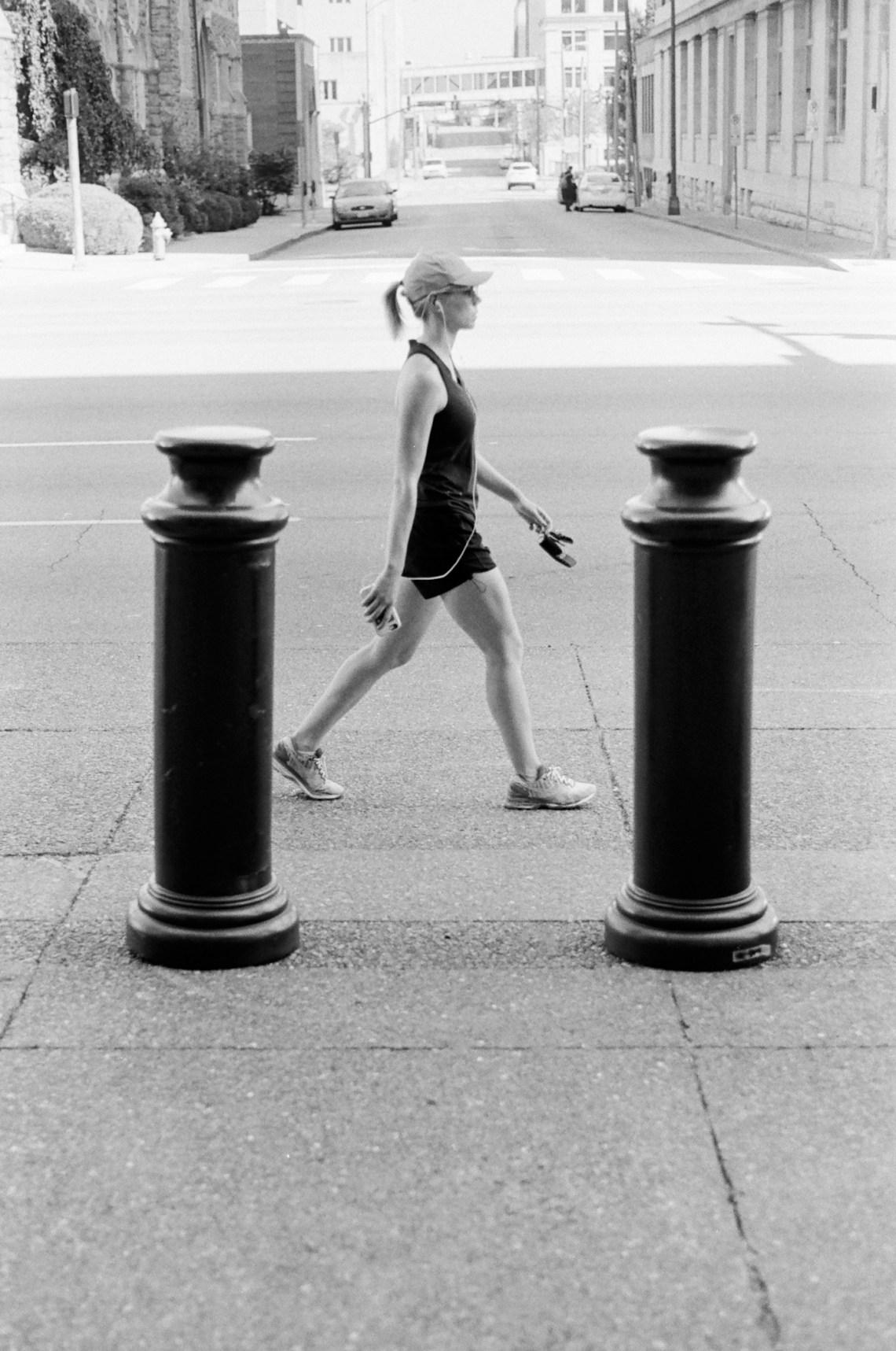 Downtown Nashville - Olympus OM1 / 50mm f1.8 / Kodak TRI-X 400 / FINDLab