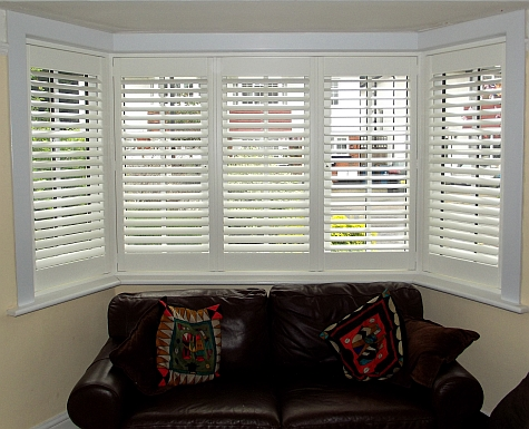 Bali Window Shutters Shutter Master London