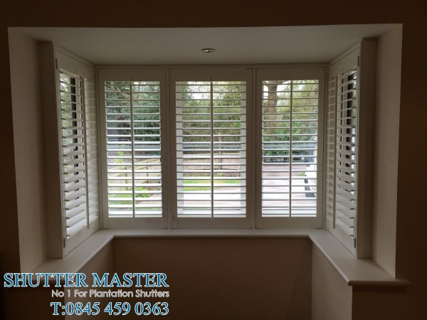 Arched Shutters Shutter Master Of London Uk