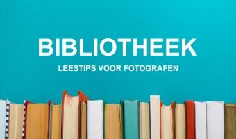 leestips boeken voor fotografen bibliotheek van Shutter Senseu