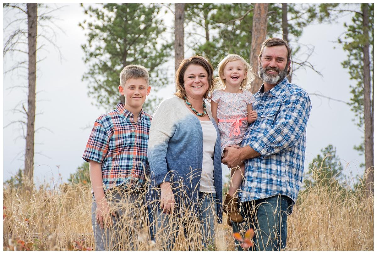 Piedmont South Dakota Family Photographer