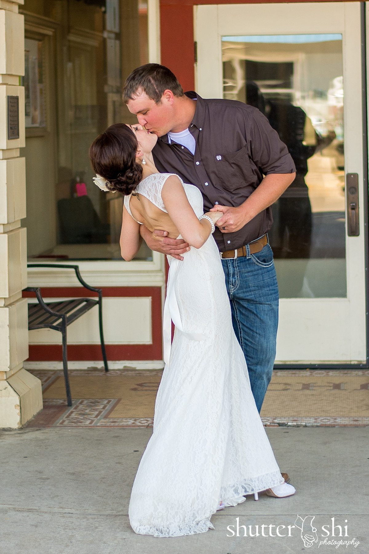 Pierre South Dakota St Charles Lounge State Capitol Wedding Photographer