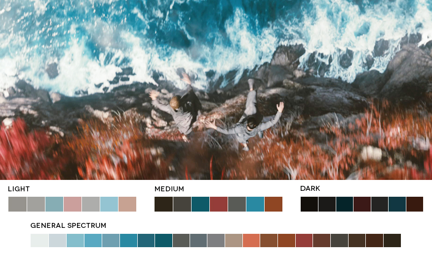 Movie Magic 4 Ways To Use Film Color Palettes To