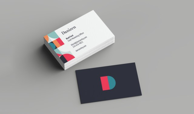 9 Fresh Ideas for Designing Creative Business Cards — Professional Geometric