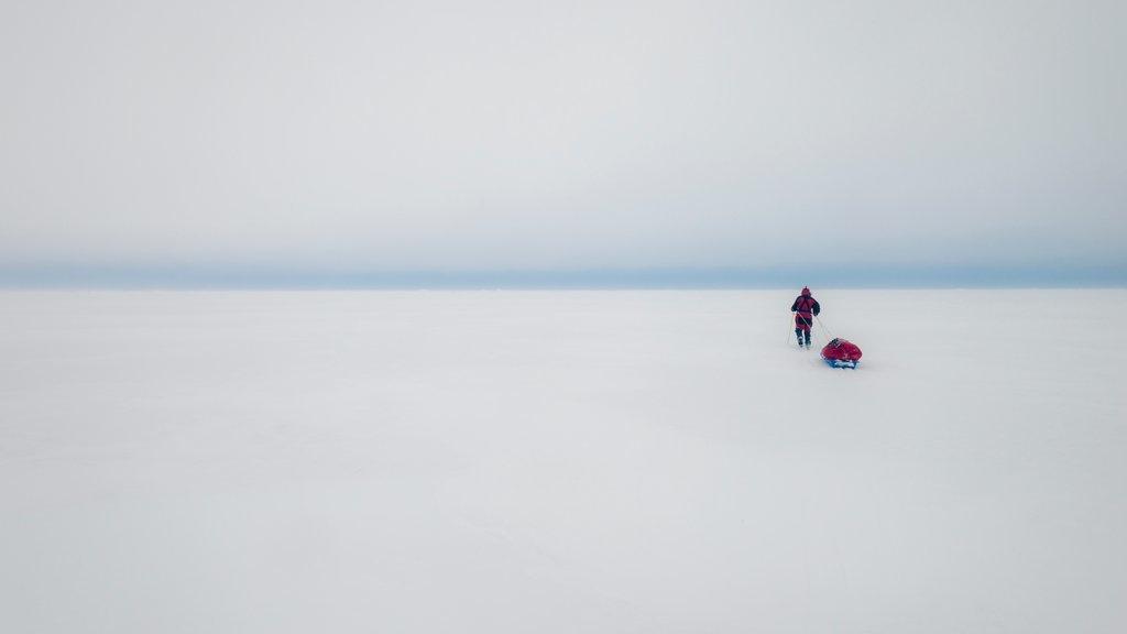 Traversing the Arctic