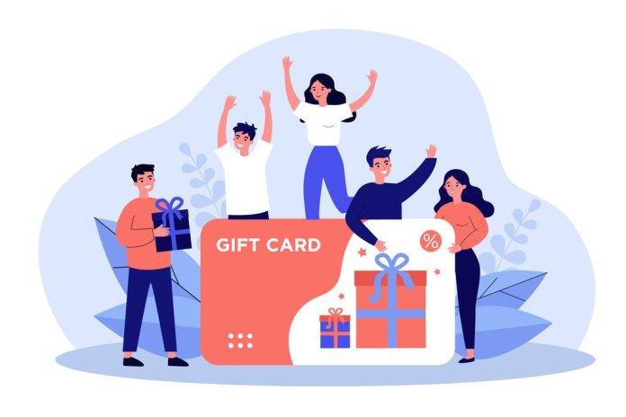 Winning Gift Card