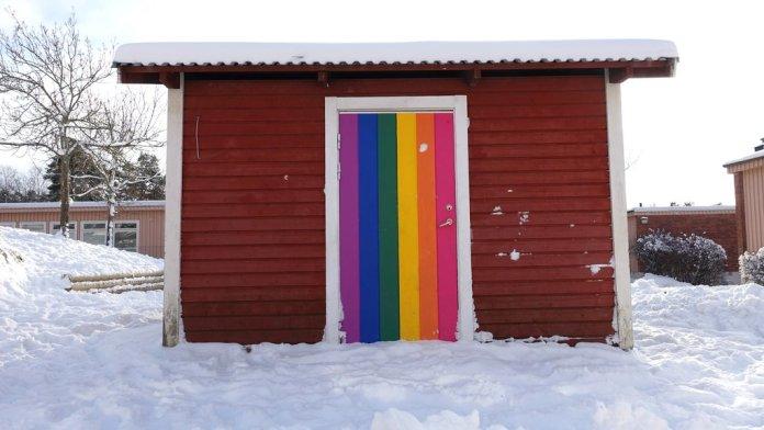 Pride Door
