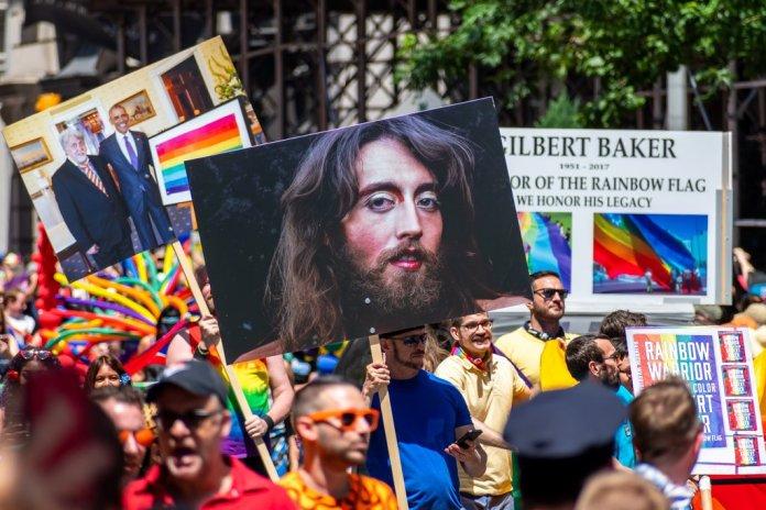 World Pride March