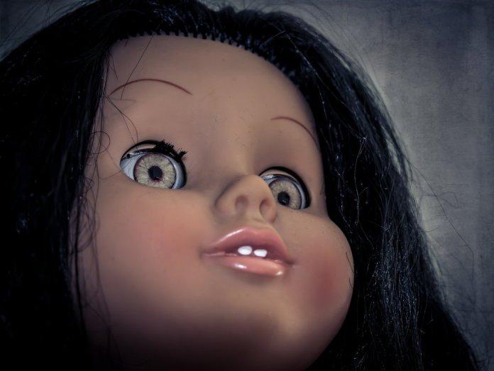 Doll Close-up