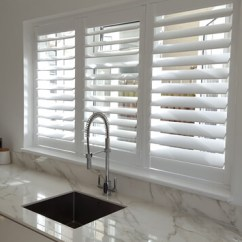 Kitchen Window Shutters Menards Design Full Height For Of Home In South Croydon Kitchenshutterssouthcroydon1