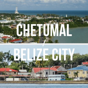 Chetumal, Mexico / Belize City - Private Shuttle