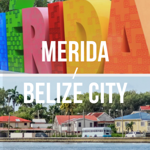 Merida, Yucatan / Belize City - Private Shuttle