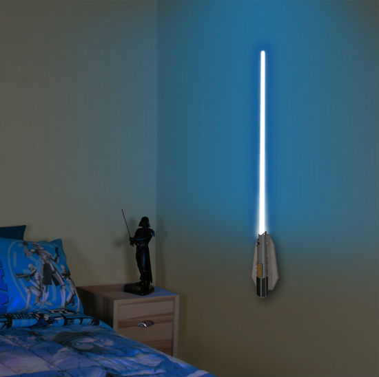 Lightsaber Wall Sconce