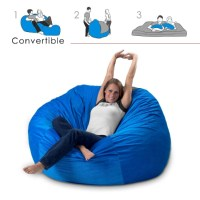 Bean Bag Chair And Bed | LavaHotDeals.com