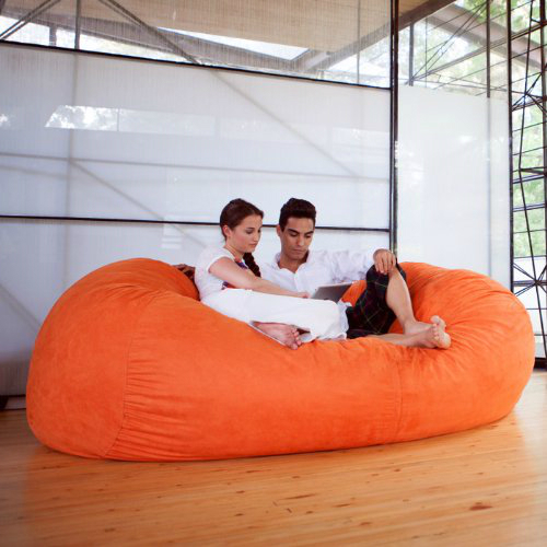 bean bag storage chair hanging quotes giant beanbag | shut up and take my money