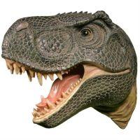 T-Rex Head Mount | Shut Up And Take My Money