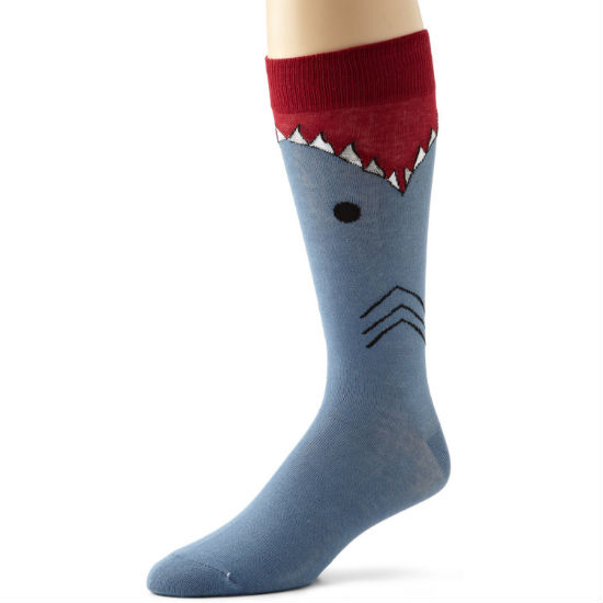 folding executive chair chaise lounge plastic shark socks - shut up and take my money
