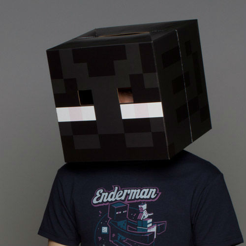 www ninja kitchen com mosaic backsplash minecraft enderman mask