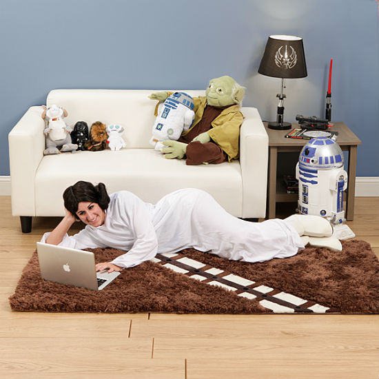 Star Wars Chewbacca Rug  Shut Up And Take My Money