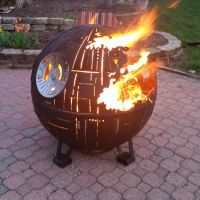 Death Star Fire Pit - Shut Up And Take My Money