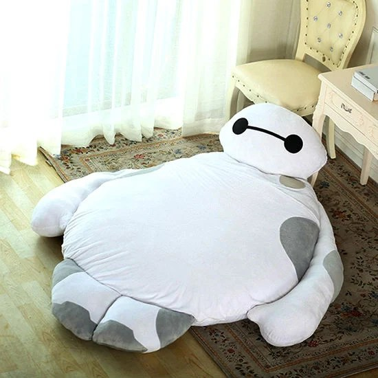 folding chair with cooler desk big and tall giant baymax bed - shut up take my money