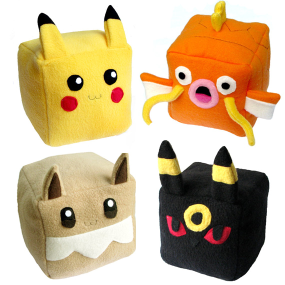 Shut Up And Take My Yen Pokemon Cube Plushiespokemon