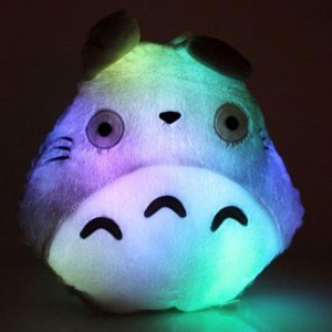 Light Up Totoro Plush