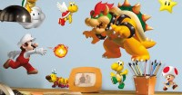 Super Mario Wall Decals - Shut Up And Take My Yen