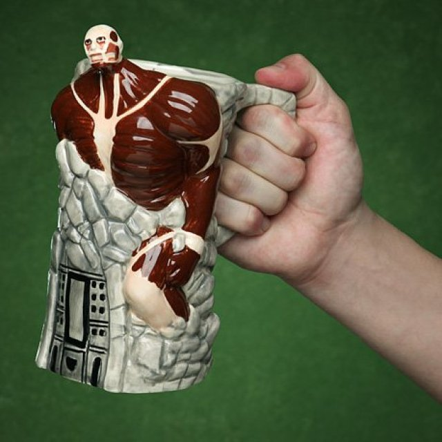 Attack On Titan Stein Shut Up And Take My Yen : Anime & Gaming Merchandise