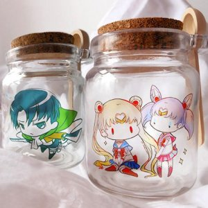 Chibi Jars Shut Up And Take My Yen : Anime & Gaming Merchandise