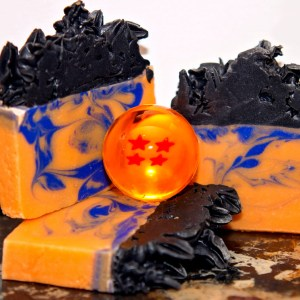 Dragon Ball Z Saiyan Soap Bars Shut Up And Take My Yen : Anime & Gaming Merchandise