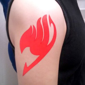 Fairy Tail Guild Tattoo Shut Up And Take My Yen : Anime & Gaming Merchandise