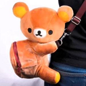 Rilakkuma Shoulder Bag Shut Up And Take My Yen : Anime & Gaming Merchandise