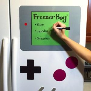 Game Boy Fridge Magnets Shut Up And Take My Yen : Anime & Gaming Merchandise