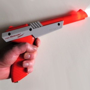 Nintendo NES Zapper Flashlight Shut Up And Take My Yen : Anime & Gaming Merchandise