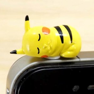 Pokemon Phone Dust Plug Shut Up And Take My Yen : Anime & Gaming Merchandise