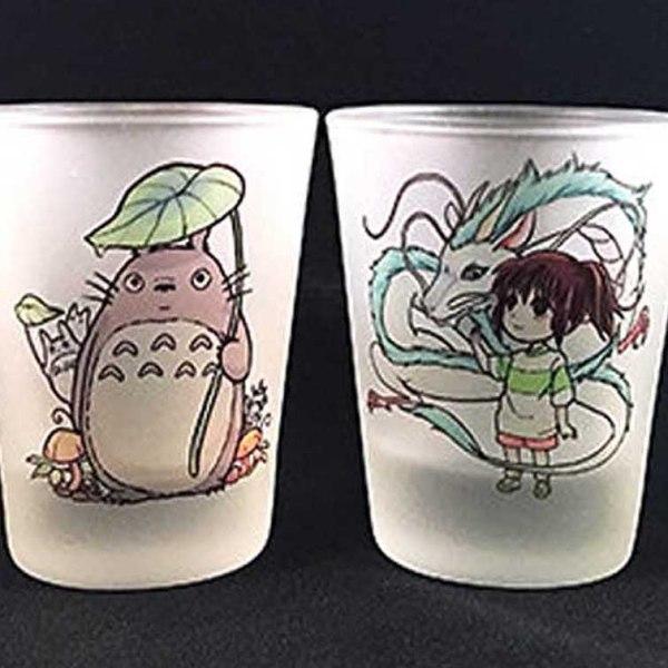 Brand-new Studio Ghibli Shot Glasses - Shut Up And Take My Yen FR34